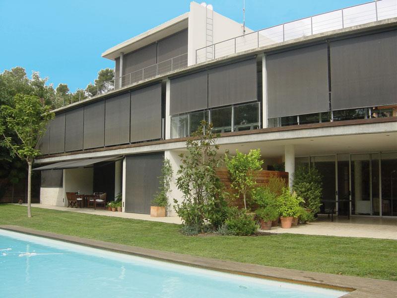 Aluminios orpe s l - Persianas para balcones ...